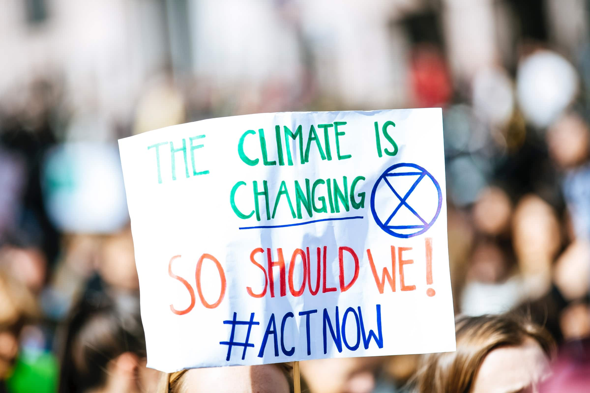 Act Now on Climate Change